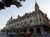Gran Teatro García Lorca, links dahinter das Capitolio Nacional
