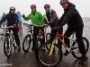 Auf die Bikes und los