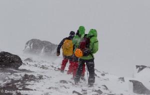 Expedition in die Antarktis. Oder so ähnlich.