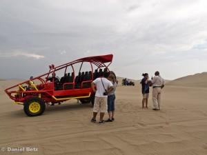 Mit dem Buggy durch die Wüste